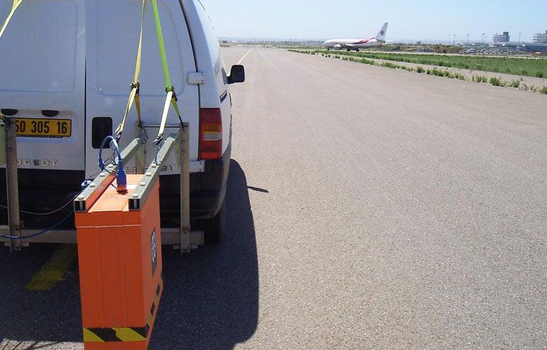 Auscultation radar de chaussées